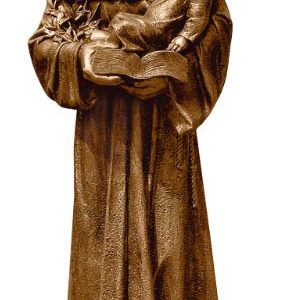 Custom Bronze St Anthony statue