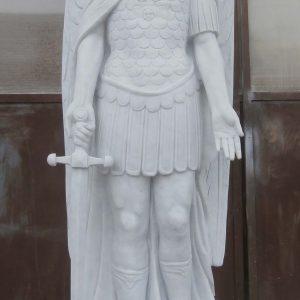 Custom Marble St Gabriel statue