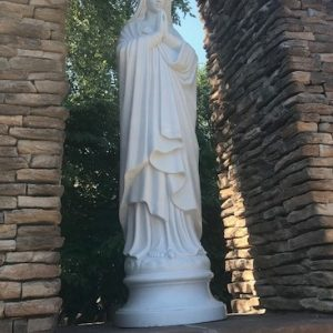 Custom Divine Mercy statue - Statues Plus