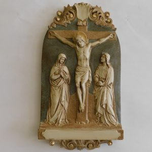 New Gothic style Stations of the Cross set