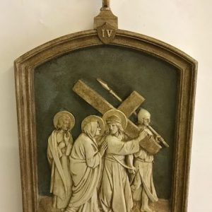 New Church size Stations of the Cross