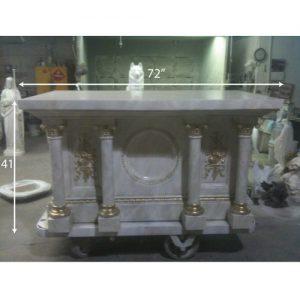 Bishop Altar