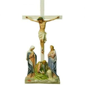 3 Dimensional Stations of the Cross in full color