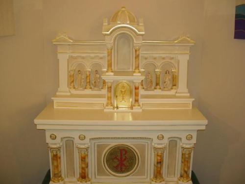 Custom Church Altar - Statues Plus