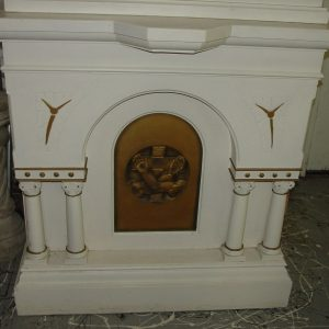 Small rear Altar / Tabernacle stand
